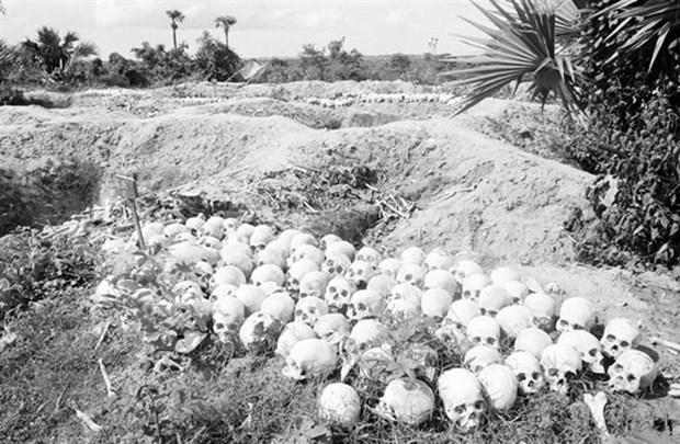 Experto japones reitera noble mision de soldados vietnamitas en Camboya hinh anh 1