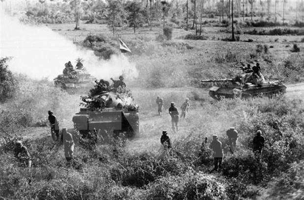 Rememoran recuerdos sobre combatientes vietnamitas en lucha contra regimen de Pol Pot hinh anh 1