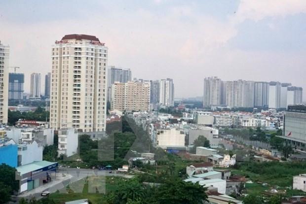 Pronostican alentador resultado de negocios para sector de construccion vietnamita en 201 hinh anh 1