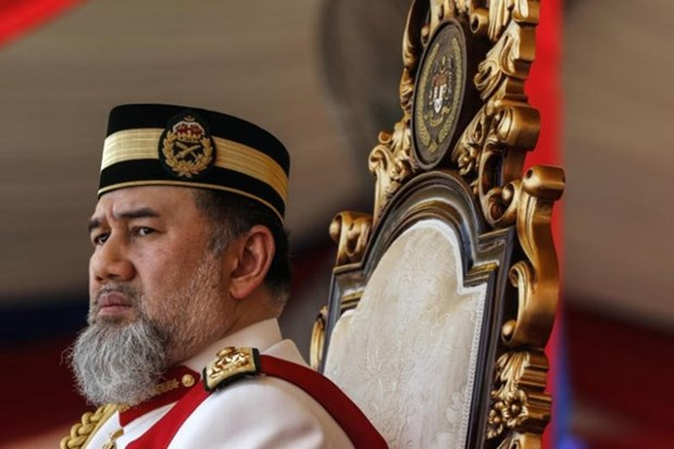 El rey de Malasia renuncia tras dos anos de mandato hinh anh 1
