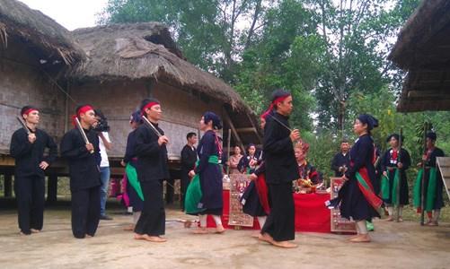 Ritual de San Chay reconocido como patrimonio nacional hinh anh 1