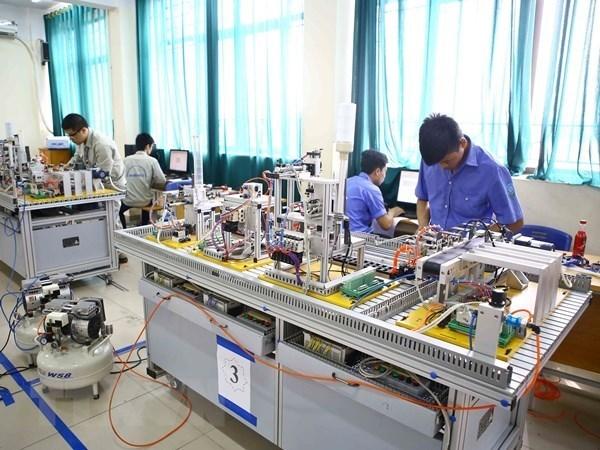 Vietnam se esfuerza por alcanzar el 62 por ciento de trabajadores capacitados hinh anh 1