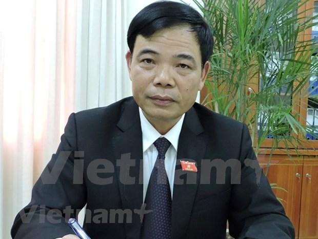 Delegacion del Parlamento Europeo visita Vietnam hinh anh 1