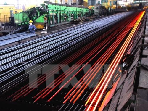 Fabricante vietnamita de acero reporta fuerte crecimiento en 2018 hinh anh 1