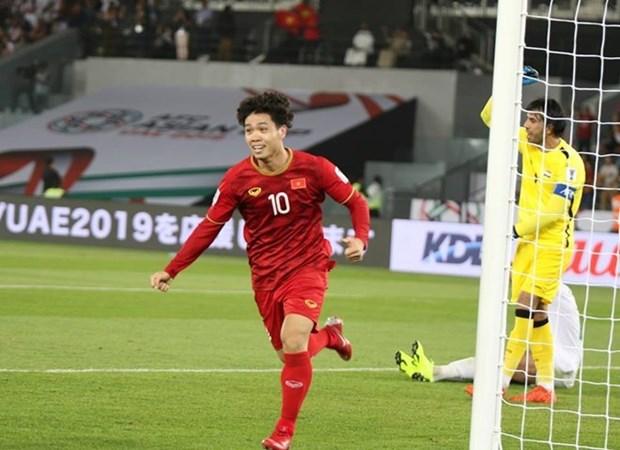 Vietnam sufre derrota lamentable ante Iraq en su primer partido de Copa Asiatica 2019 hinh anh 1