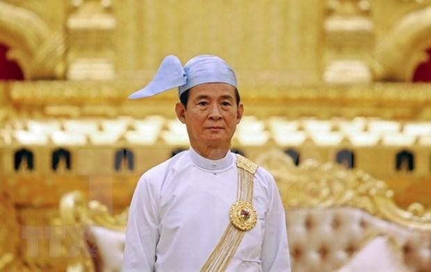 Gobierno de Myanmar impulsa las negociaciones por la paz hinh anh 1