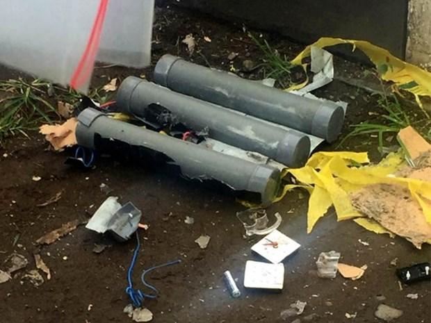 Indonesia: Detectan supuestas bombas en casas de funcionarios contra corrupcion hinh anh 1