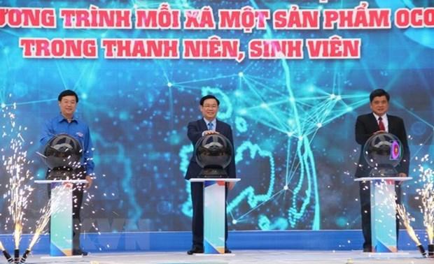 Promueven emprendimiento entre jovenes vietnamitas para desarrollo de productos locales hinh anh 1
