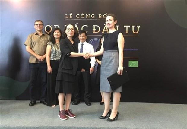 Fondo estadounidense invierte en empresa vietnamita de alimentos organicos hinh anh 1