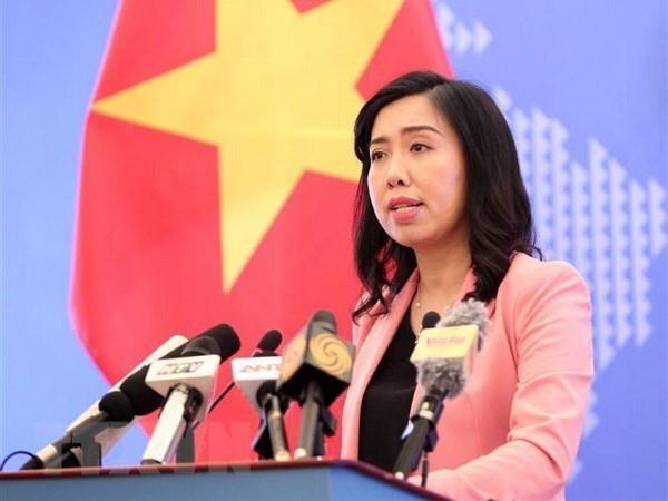 Vietnam pide a otros paises que respeten el derecho internacional hinh anh 1