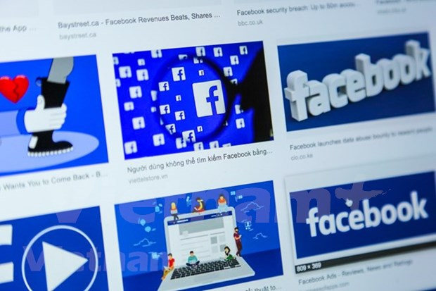 Vietnam exige a Facebook a cumplir la ley nacional hinh anh 1