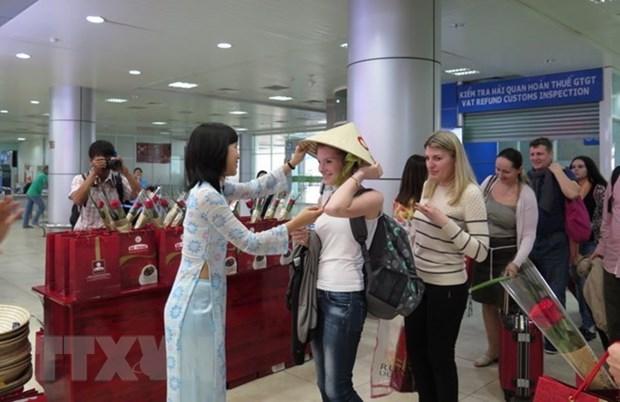 Llegadas turisticas rusas a Vietnam alcanzan record en 2018 hinh anh 1