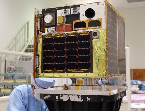 Vietnam pondra nuevo satelite en orbita la proxima semana hinh anh 1