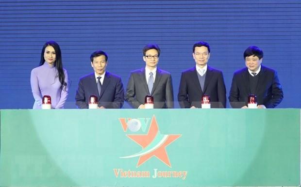 Vietnam lanza canal televisivo especializado en cultura y turismo hinh anh 1