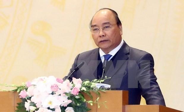 """Premier de Vietnam insta a crear una oficina gubernamental """"sin papeles"""" hinh anh 1"""