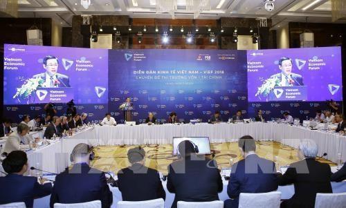 Foro Economico de Vietnam 2019 tendra lugar en proxima semana en Hanoi hinh anh 1