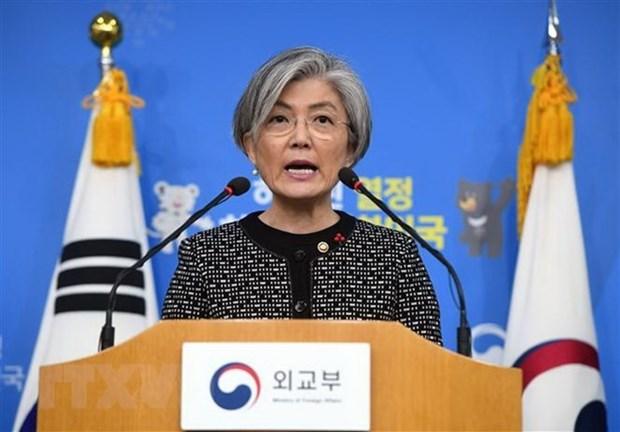 Canciller sudcoreana realizara visita a Brunei hinh anh 1
