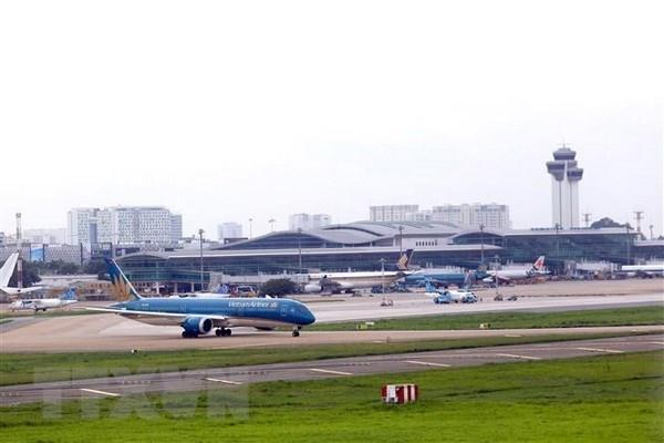 Aerolineas vietnamitas incrementan vuelos en ocasion de Tet hinh anh 1