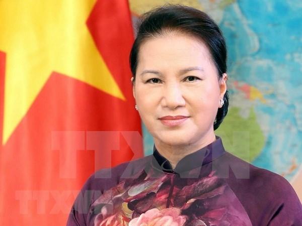 Presidenta de Asamblea Nacional destaca resultados parlamentarios en 2018 hinh anh 1