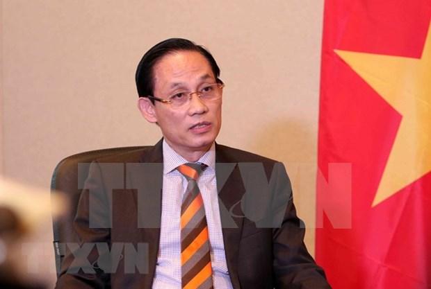 Vietnam intensifica colaboracion internacional en los asuntos maritimos hinh anh 1