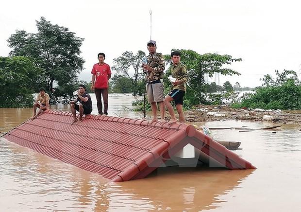 Laos destina fondo millonario para reparacion de infraestructura hinh anh 1