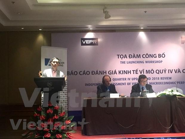 Meta de crecimiento de 6,9 por ciento de Vietnam es alcanzable hinh anh 1