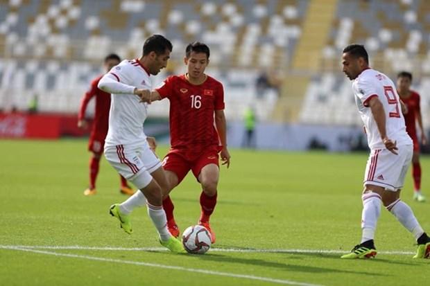 Vietnam pierde 2 a 0 ante Iran en Copa Asiatica 2019 hinh anh 1