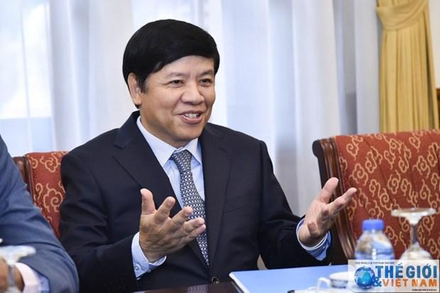 Vietnam y paises africanos fortaleceran colaboracion en foros multilaterales hinh anh 1