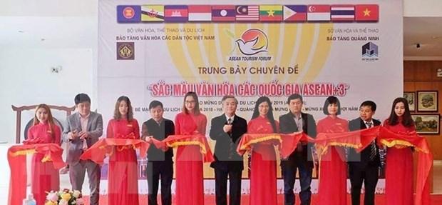 Exhiben en provincia vietnamita particularidades culturales de ASEAN hinh anh 1