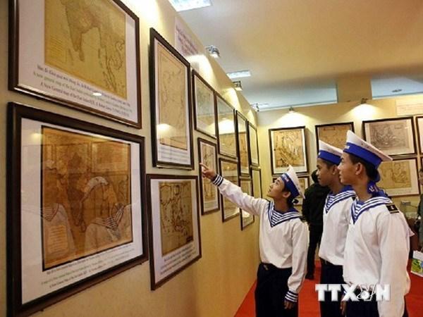 Intensifican en Vietnam educacion sobre soberania maritima nacional hinh anh 1