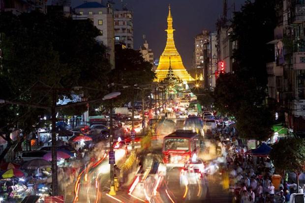 Deficit comercial de Myanmar se aproxima a casi mil millones de dolares hinh anh 1