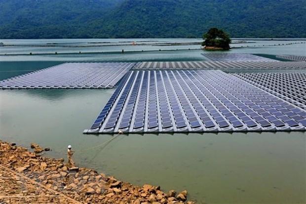Instalaran paneles solares en provincia vietnamita de Quang Ninh hinh anh 1