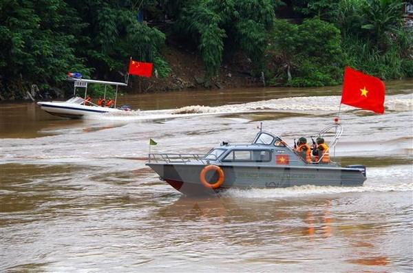 Vietnam y China realizan negociaciones sobre asuntos fronterizos a nivel gubernamental hinh anh 1