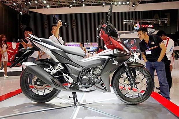 Reportan en Vietnam record de ventas de motocicletas en 2018 hinh anh 1