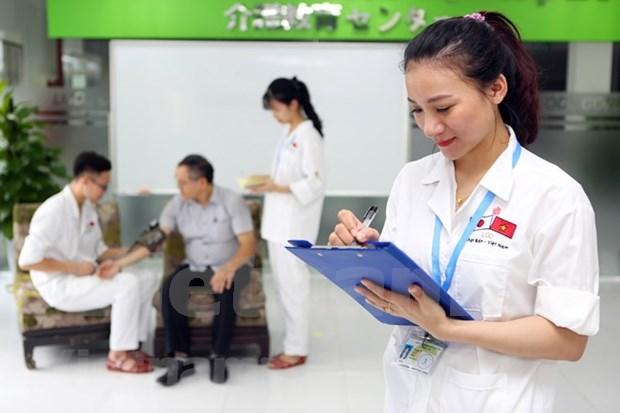 Nueva politica de visado de Japon favorecera a trabajadores vietnamitas hinh anh 1