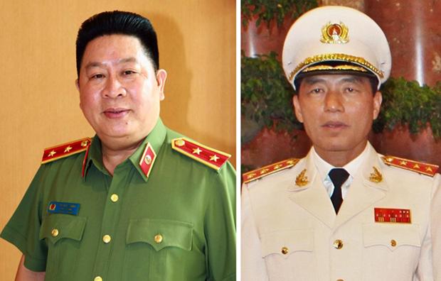 Comenzara juicio contra exviceministros de Seguridad Publica de Vietnam hinh anh 1