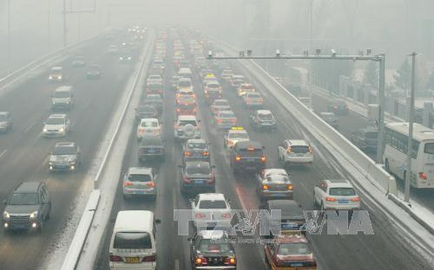 Busca Tailandia disminuir la contaminacion del aire en Bangkok hinh anh 1
