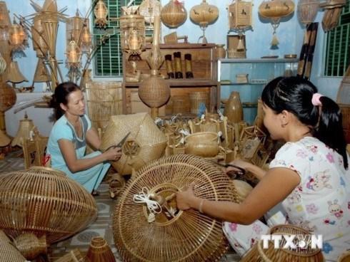 Celebrara Vietnam festival de oficios tradicionales en Hue hinh anh 1