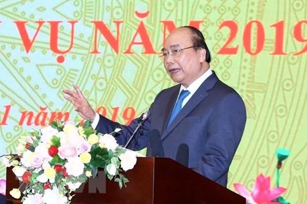 Premier vietnamita urge a impulsar tecnologia de informacion y comunicacion hinh anh 1
