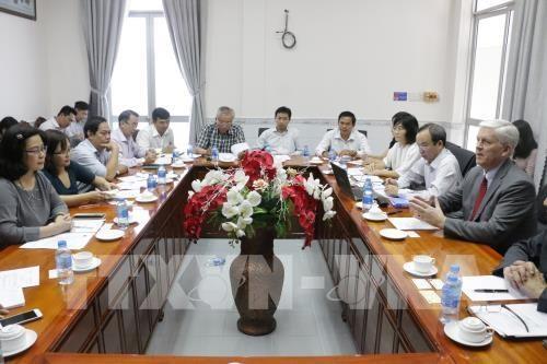 Ayudara Banco Asiatico para el Desarrollo a impulsar agricultura de alta tecnologia en Vietnam hinh anh 1