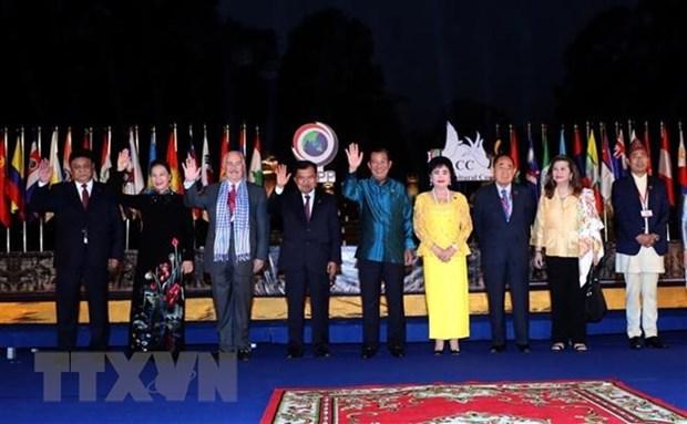 Fundan el Consejo Cultural de Asia hinh anh 1