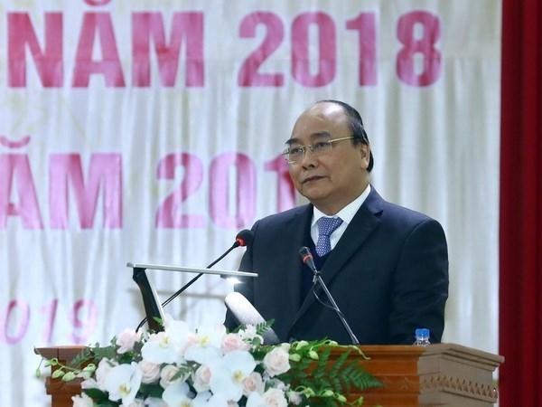 Premier vietnamita elogia aportes del sector de inspeccion a lucha contra corrupcion hinh anh 1