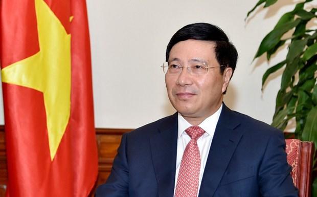 Vicepremier vietnamita resalta aportes de la prensa a logros diplomaticos del pais hinh anh 1