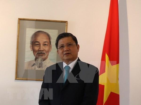 Destacan fortalecemiento de los nexos interparlamentarios entre Vietnam y Japon hinh anh 1