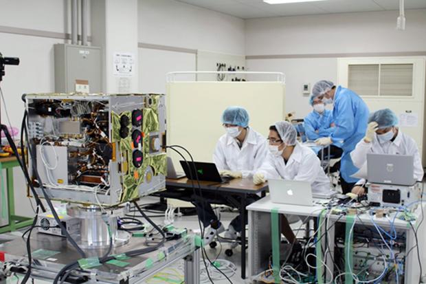 Vietnam lanzara manana satelite MicroDragon que mejorara gestion de recursos hinh anh 1