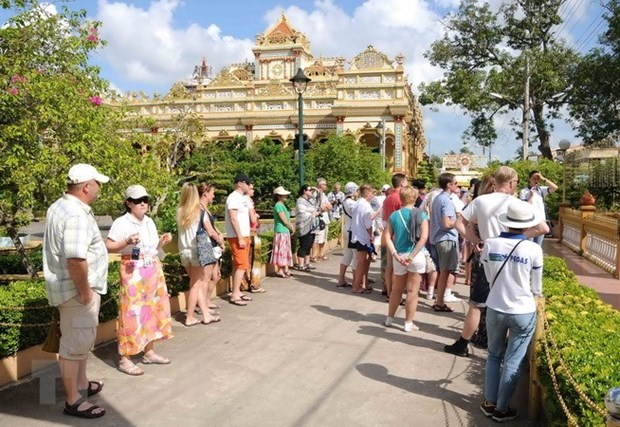 Vietnam es una estrella emergente del turismo sudesteasiatico, dice prensa indonesia hinh anh 1