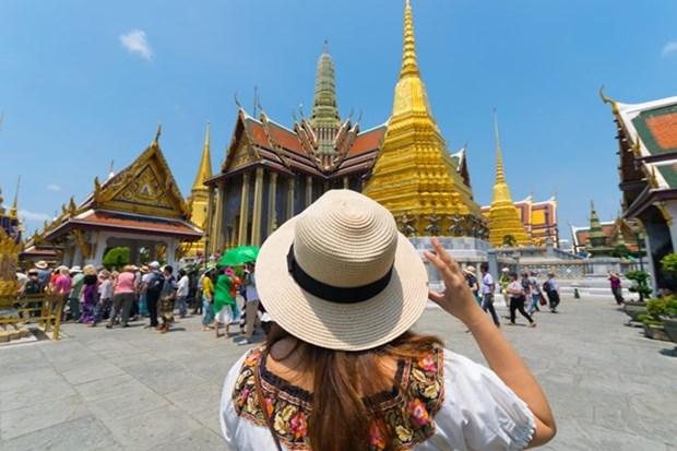 Extiende Tailandia exencion de visado para turistas extranjeros hinh anh 1