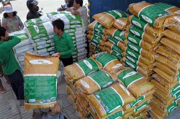 Propone la UE tarifas proteccionistas sobre arroz importado de Cambodia y Myanmar hinh anh 1