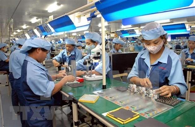 Crecera la economia de Vietnam un 6,9 por ciento en 2019, pronostica Standard Chartered hinh anh 1