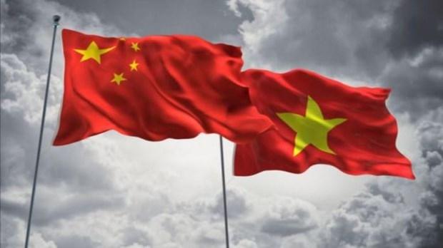 Alto funcionario chino destaca nexos con Vietnam hinh anh 1